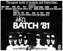 Alpha Kappa Omega Batch '81