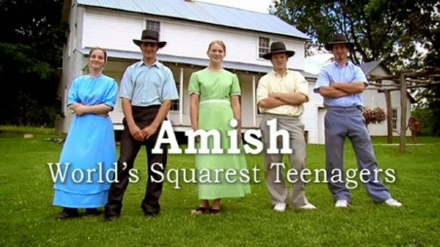 Amish: World's Squarest Teenagers