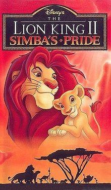 Aslan Kral 2: Simbanın Onuru