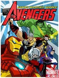 Avengers Earths Mightiest Heroes