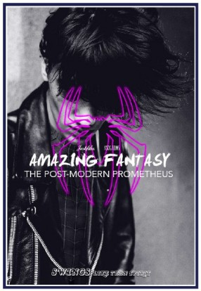 Amazing Fantasy: The Post-Modern Prometheus