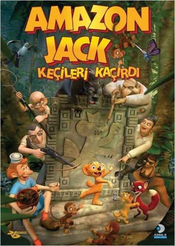 Amazon Jack Keçileri Kaçırdı