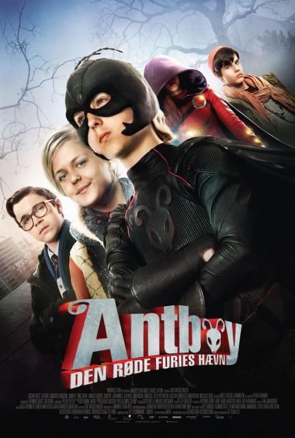 Antboy: Den Røde Furies hævn