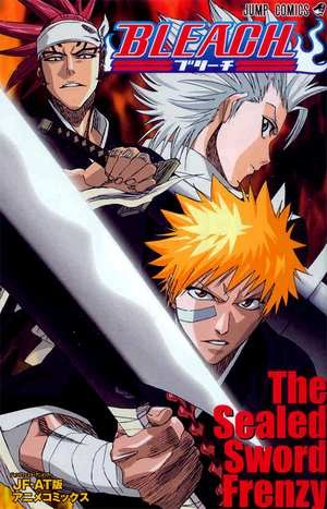 Bleach - The Sealed Sword Frenzy