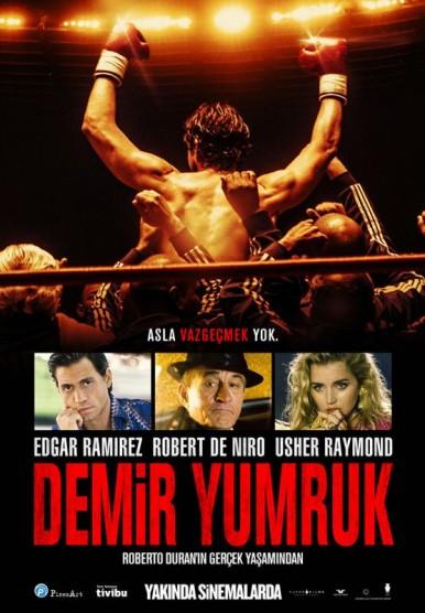 Demir Yumruk – Hands of Stone (2016) Türkçe Altyazılı Fragman İzle HD Trailer
