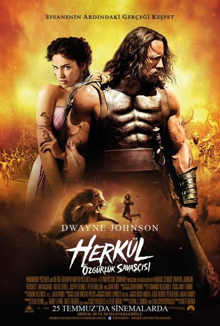 Herkül: Özgürlük Savaşçısı - Hercules (2014) EXTENDED 720p WEB-DL Türkçe Altyazı