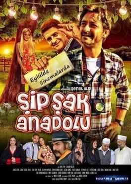 Şipşak Anadolu – Yerli komedi filmi 2014 izle
