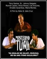 Misteryo Sa Tuwa