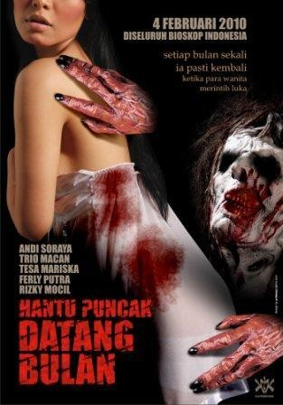 The Menstruating Ghost Of Puncak