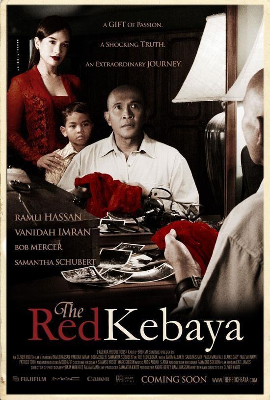 The Red Kebaya