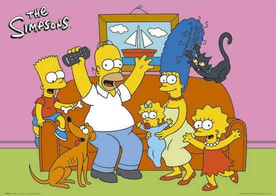 The Simpsons Sezon 25