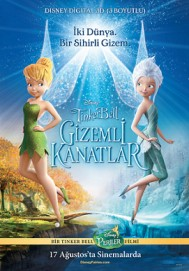 Tinker Bell: Gizemli Kanatlar &#8211; Tinker Bell: Secret of the Wings [3D]
