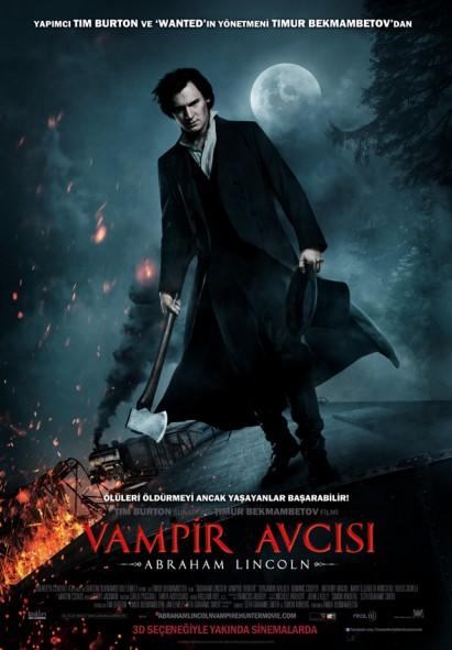 Vampir Avcısı: Abraham Lincoln
