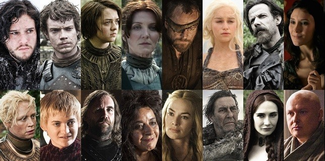 Game of Thrones Ders Oldu!