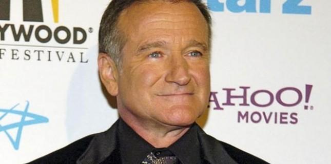 Robin Williams'ın Cenazesi Yakıldı