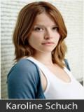 Karoline Schuch profil resmi