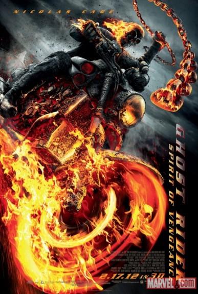 ghost rider 2 44 - Hayalet S�r�c� 2: �ntikam Ate�i (Ghost Rider: Spirit of Vengeance)