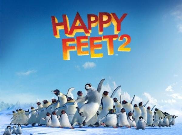 Happy Feet 2 in 3D 3 - Ne�eli Ayaklar 2 (Happy Feet 2 in 3D)