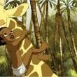 Küçük Tatlı Zürafa Resimleri