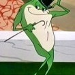 One Froggy Evening Resimleri
