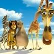 Madagaskar 3: Avrupa'nın En Çok Arananları Resimleri