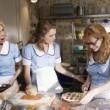 Garson Kız Resimleri