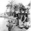 Women Fetching Water From The Nile Resimleri