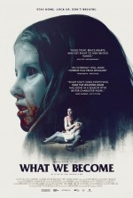 What We Become (2015) afişi