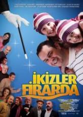 İkizler Firarda (2012) afişi
