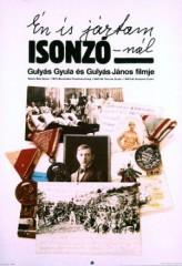 Én is jártam Isonzonál (1986) afişi