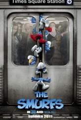 Şirinler (2011) afişi