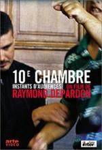 10e Chambre - ınstants D'audience (2004) afişi