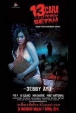 13 Cara Memanggil Setan (2011) afişi