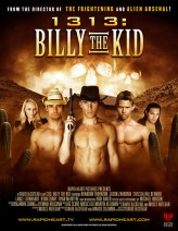 1313: Billy the Kid (2012) afişi