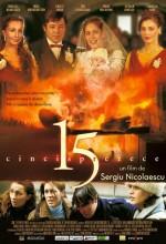 15 (2005) afişi