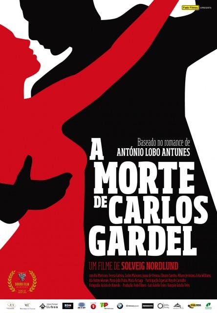 A Morte de Carlos Gardel (2011) afişi