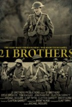 21 Brothers (2011) afişi