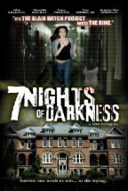 7 Nights Of Darkness (2011) afişi