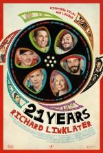 21 Years: Richard Linklater (2014) afişi