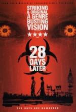 28 Gün Sonra (2002) afişi
