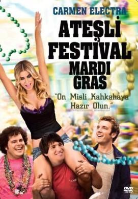 Ateşli Festival (2011) afişi