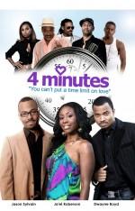 4 Minutes (2009) afişi