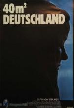 40 Metre Kare Almanya (1986) afişi