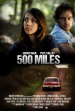 500 Miles (2014) afişi