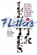 7 Letters (2015) afişi