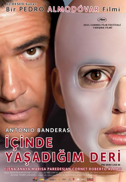 İçinde Yaşadığım Deri (2011) afişi