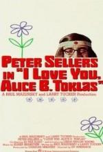 I Love You, Alice B. Toklas! (1968) afişi