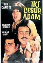 İki Cesur Adam (1970) afişi