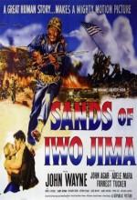Iwo Jima Yanıyor