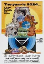 A Boy And His Dog (1975) afişi